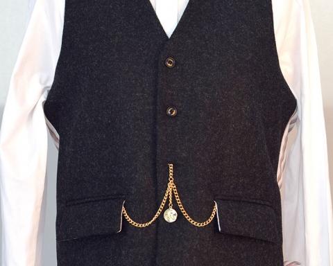 Shelby Tweed Waistcoat
