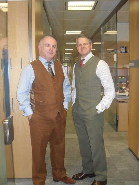 Stephen Miller & Andrew Wilson