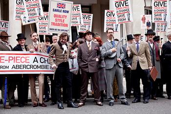 Chap Protest