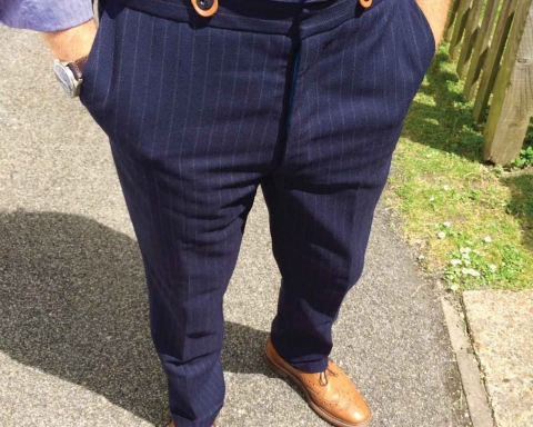 Spencers Trousers