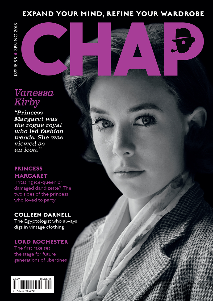 Vanessa kirby queen and country 2014 - 3 3