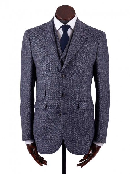 three-piece-blue-suit