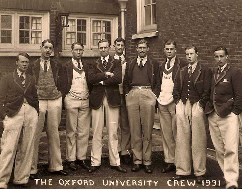 Oxford-rowing-crew
