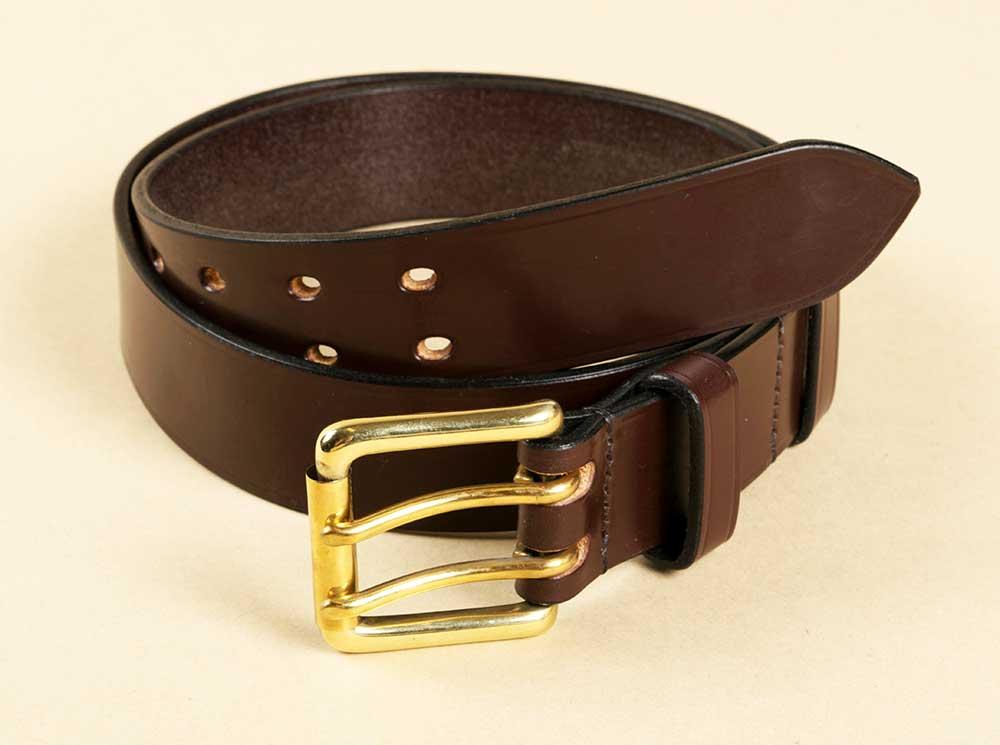 bridle-leather-belt
