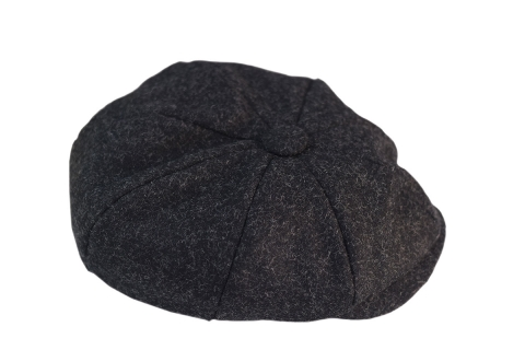 Shelby Tweed Newsboy Cap