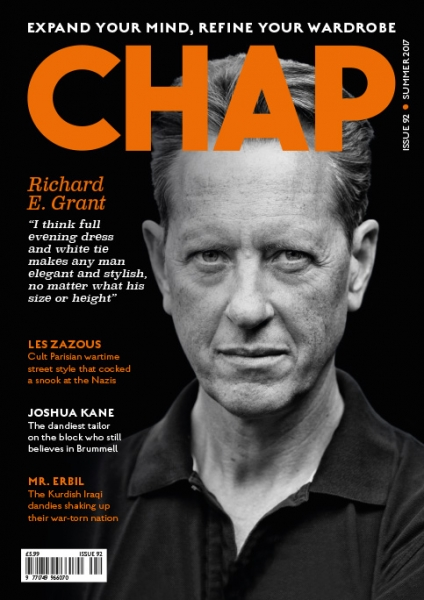 Chap Magazine Issue 92