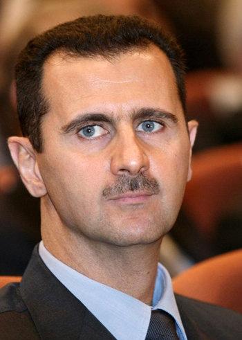 Syrian President Bashar