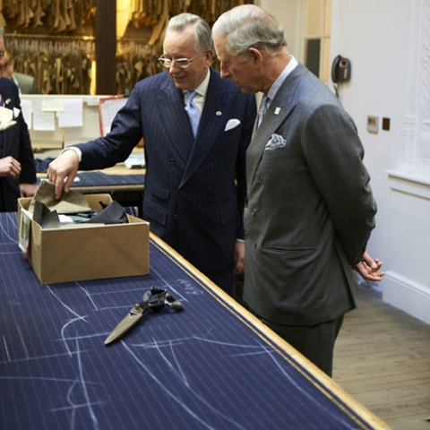 Prince Charles Tailor