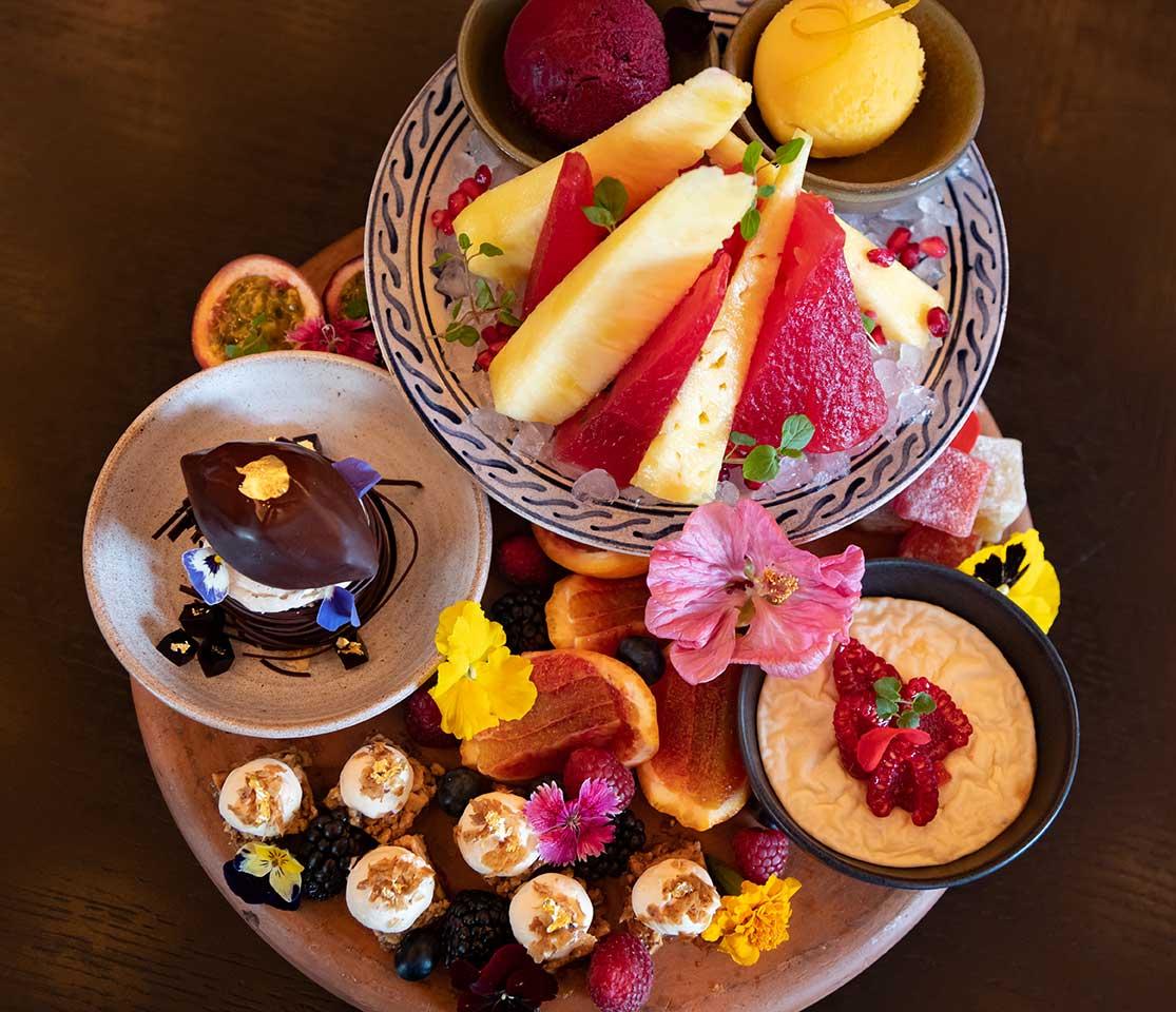 Ruya-Dessert-Platter