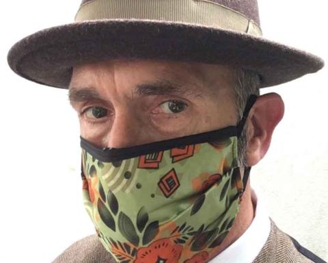 chap face mask