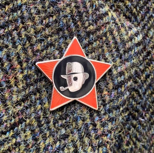 lapel badge